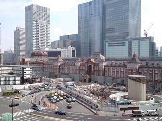 東京駅の赤レンガ①.jpg