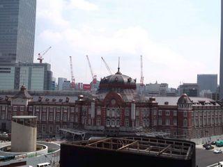 東京駅の赤レンガ②.jpg